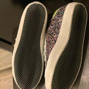 Golden Goose Shoes - NEW Golden Goose Glitter Superstar size 37